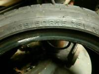 Tyres 165/50/15