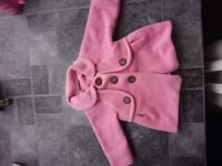 Baby 6-9 months river island outfit and next jacket