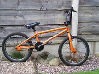 X RATED DECOY BMX BIKE