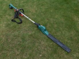 Qualcast Cordless Pole Hedge Trimmer