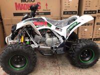 150cc Mega Raptor Quad Bike ATV Off Road Brand New 2018!!