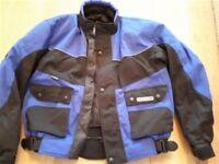 Lewis Motorbike Textile Jacket