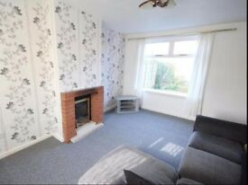 House to rent immediately. Uttoxeter Road near the hospital.