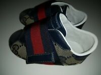*Genuine* baby GUCCI trainers