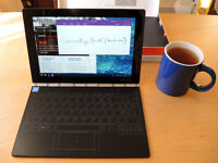 Lenovo Yoga Book tablet (Windows 10)