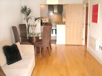 One bedroom with Balcony, Gym and Spa. St Davids Square, Canary Wharf, London, E14