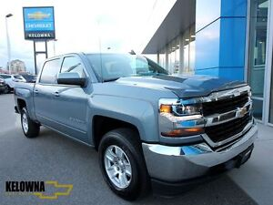 2016 Chevrolet Silverado 1500 LT 4x4, Bluetooth, Alloys