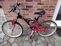 boys mountain bike 24 inch wheels