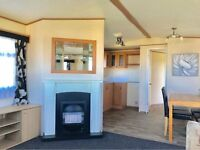 CARAVAN SLEEPS 6 FOR SALE AND NEEDS TO GO QUICK AT CRIMDON DENE HOL PARK OPEN 12 MONTHS PET FRIENDLY