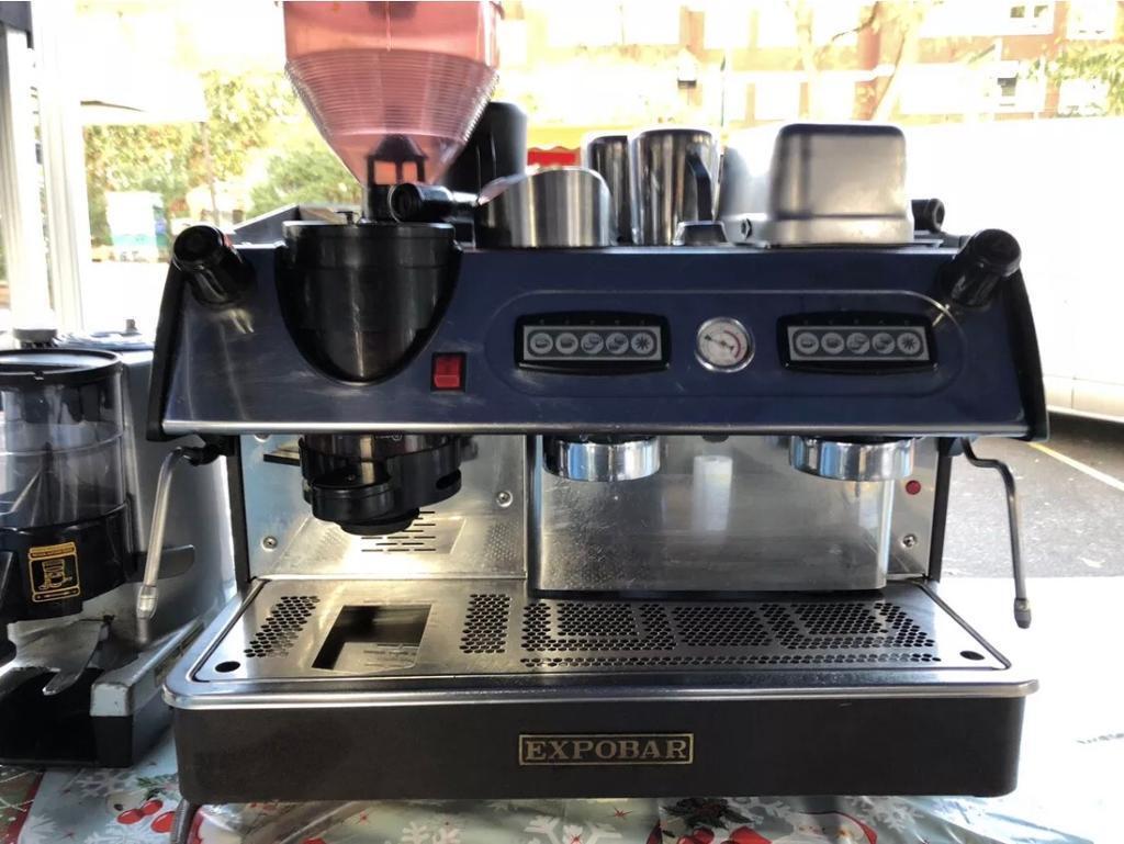 Expobar Espresso Coffee Machine With Grinder In East London London Gumtree