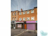 Two bedroom second floor apartment on the main Antrim Road North Belfast £450.00