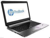 FAST Windows 7 HP Laptop i3 4th gen 500gb 4gb ram Office CHEAP Wireless WARRANTY