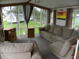 Second Hand Static Caravan For Sale, South Wales, Near Gower