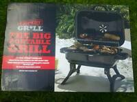 Expert grill the big portable grill brand new sealed