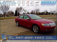 2008 Lincoln MKZ *Low Mileage! Nav! Heated/Cooled! Sunroof!*