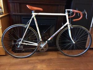 Vintage Bianchi Strada LX road bike