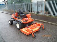 KUBOTA 2880 HEAVY DUTY TRACTOR MOWER,60in OUTFRONT DECK,4x4,NO VAT