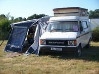 Bedford CF 250 campervan
