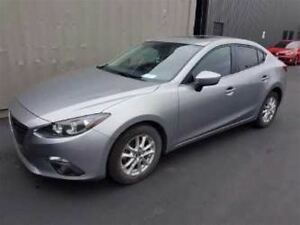 2014 Mazda MAZDA3 GS-SKYACTIV! NAVIGATION! SUNROOF! HEATED SEATS
