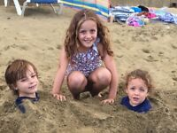 Warm, fun and reliable live-in au pair needed for West London family