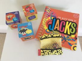The Klutz Book of Jacks with Jacks/ball