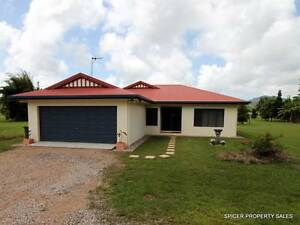 TULLY ACREAGE FOR SALE - 198 EAST FELUGA ROAD- WAS$499k NOW$465k East Feluga Cassowary Coast Preview