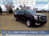 2015 GMC Yukon XL *Loaded! Sunroof! Heated/Cooled Leather and Mo