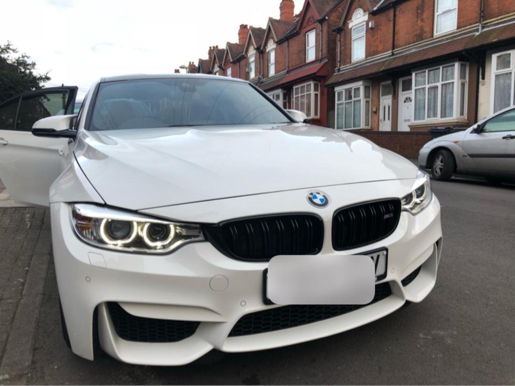 BMW M3 (2015) F80 425 BHP