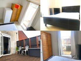 Single Room in Large Family Home with 3 Adults. Cricklewood, London NW2. Available Now. View Today.