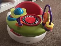 Mamas and papas snug chair seat like bumbo