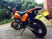 2013 superbyke rmr 125cc fast & cheap