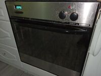 FREE Built-in Electric FAN OVEN - EC1N 7UL Central Lon collection (NO DELIVERY)