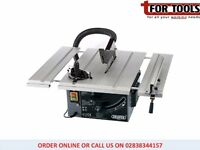 DRAPER 82570 250MM 1800W 230V EXTENDING TABLE SAW