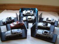 1/18 scale James BOND cars, Auto Art, Beanstalk UT,