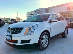 2012 Cadillac SRX Luxury Collection AWD *Heated Leather*