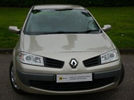 AUTOMATIC*** Renault Megane 1.6 VVT Expression Proactive 4dr ***FULL SERVICE HISTORY** 12 MONTH MOT*