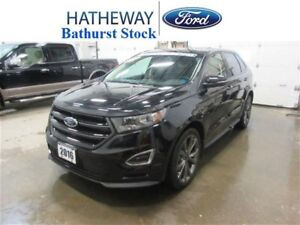 2016 Ford Edge Sport, BEST PRICE IN THE MARITIMES !
