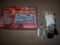 For Sale: Bass Synth Effects Unit, Roland VB-99 with GK-3B Pickup £600