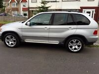 BMW X5 4.4 V8 AUTO - low mileage