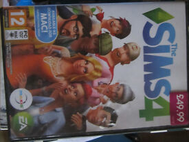 Sims 4 PC Game .