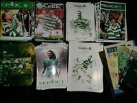 Celtic programmes 2002-2007 UEFA Scottish Cup etc list below football collector dream £80 all