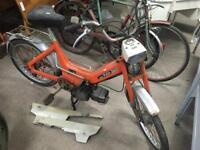 Puch maxi moped barn find