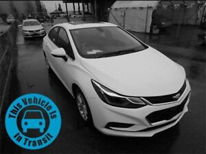2017 Chevrolet Cruze LT True North| Sun| Heat Seat| Rem Strt| Pr