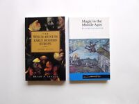 Set WITCHCRAFT MAGIC Paperback Study Degree Undergraduate Books