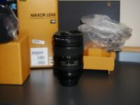 Nikon 28-300mm LENSES Boxed with hood