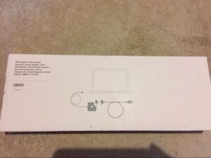 Apple magsafe 2 power adapter(45w/60w/85w)