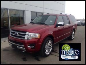 2016 Ford Expedition Max Platinum Loaded $398.58 b/wkly