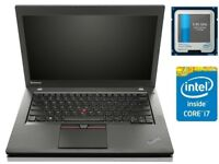 4Thinkpad i7 Real Quad Core 3.4GHz 8GB RAM fast 500GB HDD on SATA III(6GB/s) DVD