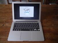 MacBook Air 13 inch early 2015, 8GB RAM, 128GB SSD