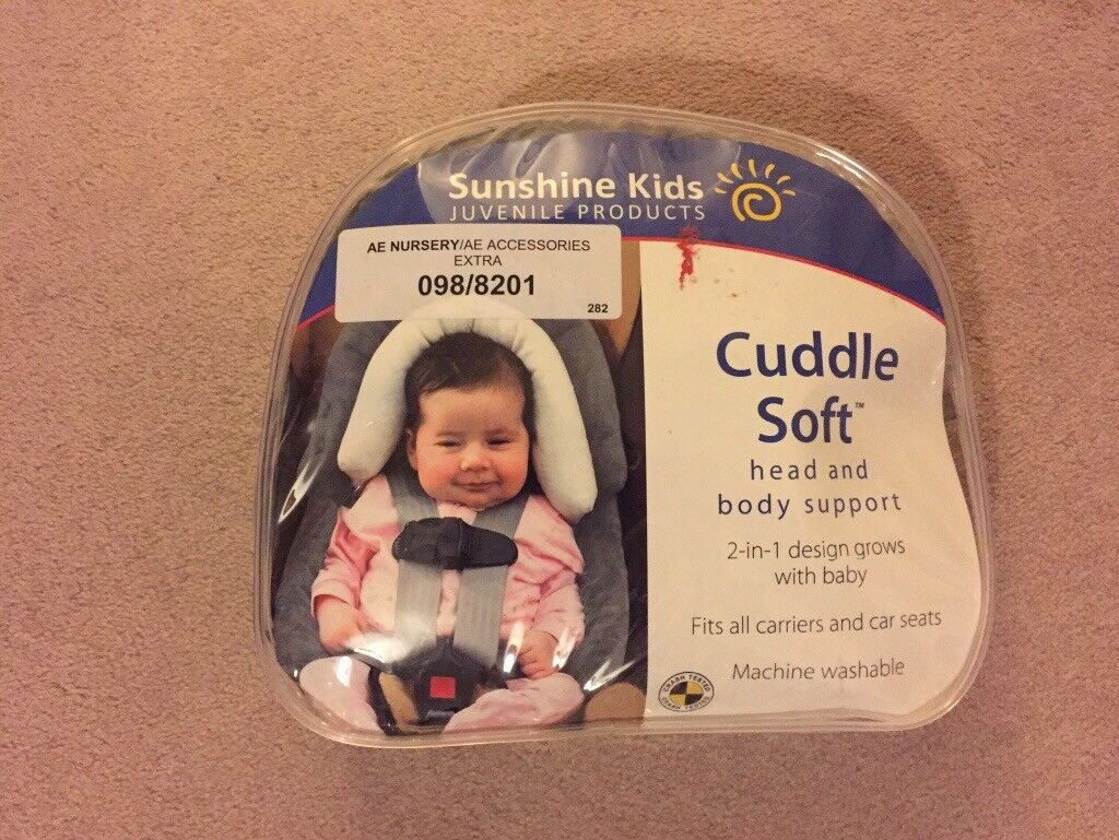 Baby Head Body Support For Car Seat